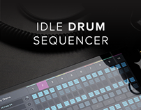 Idle Drum Sequencer