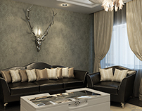 concept of living room