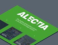 ALECTIA / interactive advert