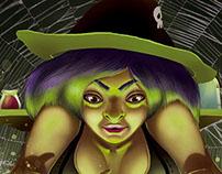 ADN witch