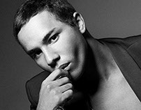 Olivier Rousteing - Dsection Magazine