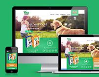 Vita Bone Website