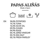 PAPAS ALIÑAS