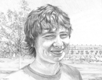 Pencil Drawings - Click on the pic to see more