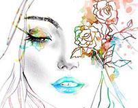 Pat Chiang's Watercolor