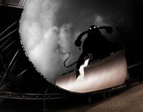 Monster Skate Park - Branding
