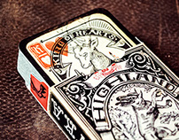 Highland Fauna Custom Cards