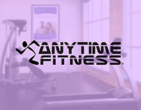 Anytime Fitness Promotional Posters