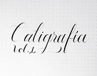 Caligrafía - 365 Rounds - Vol. 1