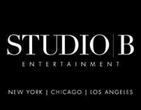 Branding + Identity: Studio B Entertainment