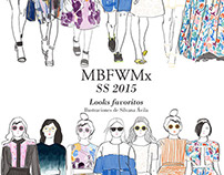 Fashion Week Mexico SS2015