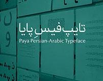 Paya Persian & Arabic Typeface
