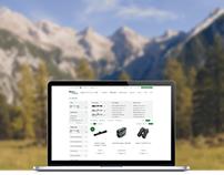 Optics Trade e-commerce
