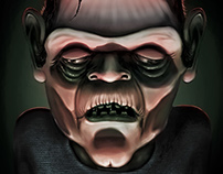 """ENGENDROS"" Frankenstein"