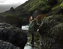 Jiani Goes to Iceland