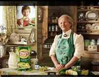 Advertising: Frito Lay Digital Project
