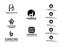 Office Furniture Logos
