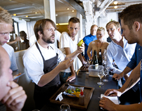 Behind the scenes of  Restaurant NOMA opening