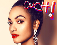 Lyndie Greenwood for Ouch Magazine.