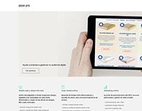 Porfolio web design