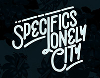 "Specifics ""Lonely City"" LP Re-release"