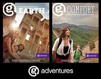 Gadventures RTW Branding Photoshoot