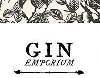 Gin Menu