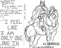 Europe September 2014: A Drawing Journal
