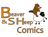 Beaver & Sheep Comics