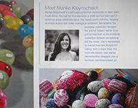 Feature in Acrylic Artist Magazine