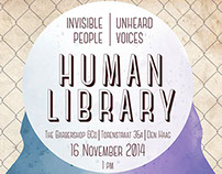 Human Library | Poster