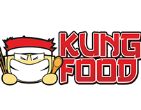 Kung Food - Logo Design Proposal