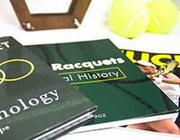 Tennis Publications & Packaging