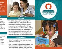 Children's Literacy Network - Brochure