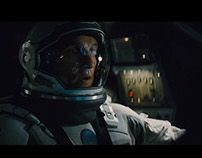 Interstellar Movie Site