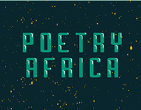 Poetry Africa - Posters
