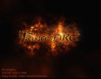 Prince of Fire Logo