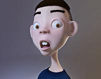 The Boy Cartoon