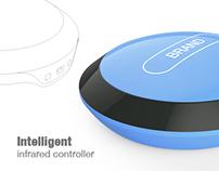 Intelligent infrared controller