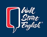 Wall Street English Dashboard