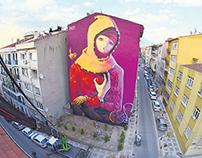 Kadıkoy street arts(gifs)