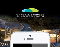 Crystal Bridges Museum of American Art APP