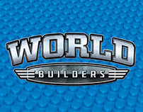 Mega Bloks World Builders Logo
