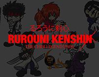 Rurouni Kenshin: The Chibi Legend Ends