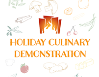 Cooking Demo | Booklet