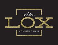 Salon Lox Logo