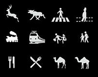 Universal traffic signs