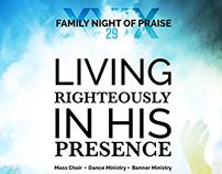 Family Night of Praise