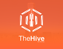 TheHive - Logo Design