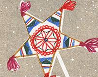 Christmas Card for Corraini Edizioni